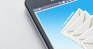 Email, marketing, phone, notification