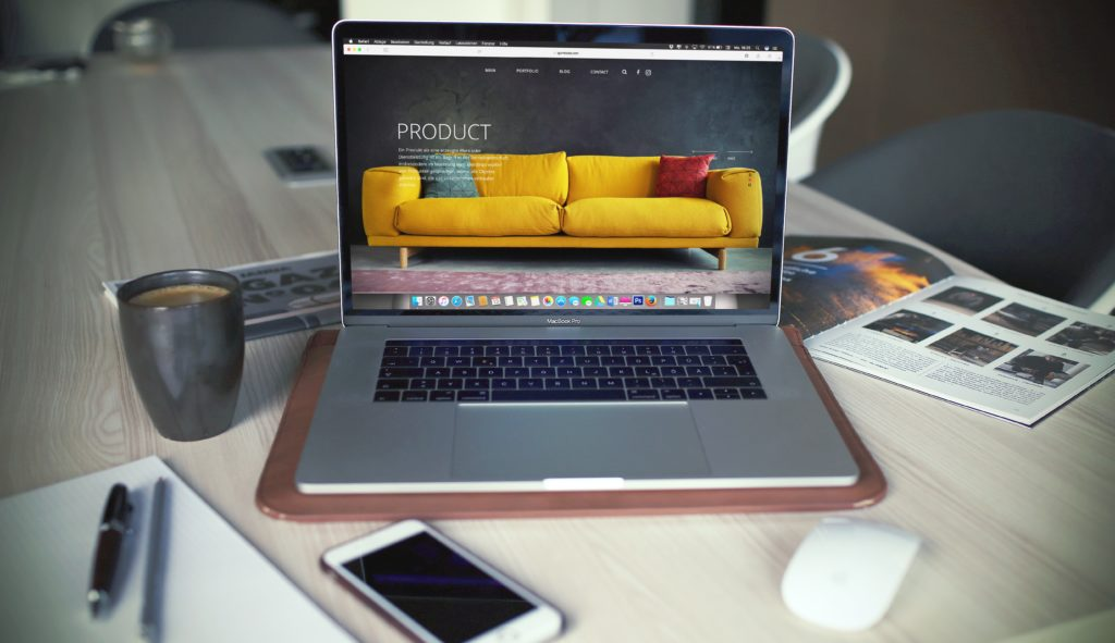 Web development information